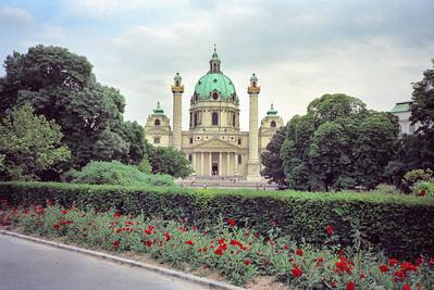 Wenen mei 1992