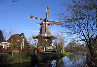 Penninga's molen Joure
