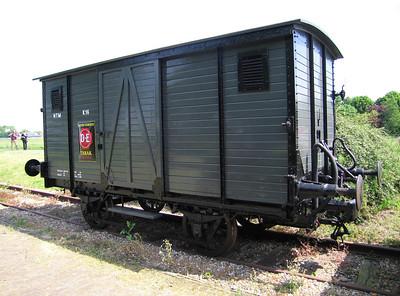 NTM koppelwagen