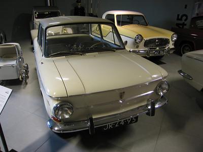 NSU, 2 cylinder, 600cc