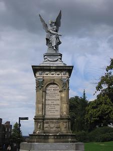 Spoorweg monument