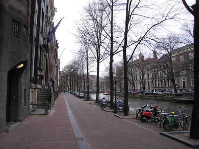 Singel Herengracht Keizersgracht Prinsengracht wandeling