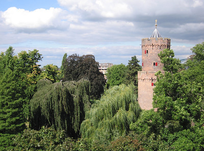 Kruittoren Kronenburgerpark