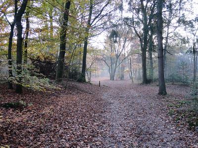 Oude NS wandeling Neerlands midden