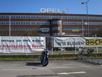 Sluiting Opelfabriek Bochum