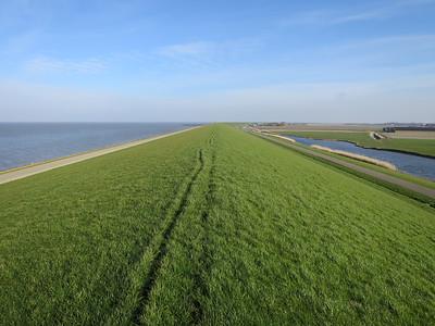Oude NS wandeling Zeedijk