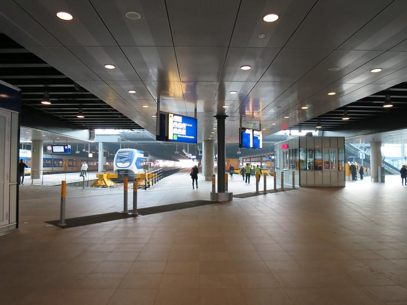 Vernieuwd station Den Haag centraal