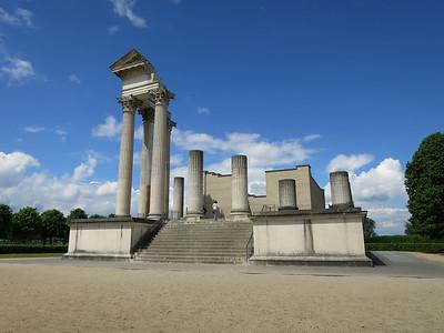 LVR-Archeologisch Park Xanten en het RömerMuseum