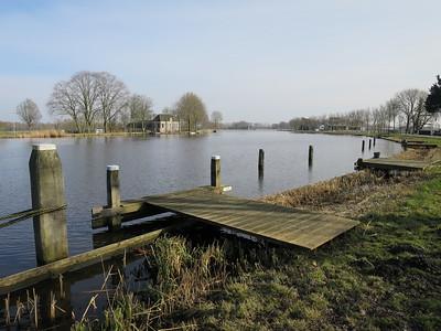 Wandelen naar Ouderkerk aan de Amstel