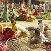 The market in Janakpur