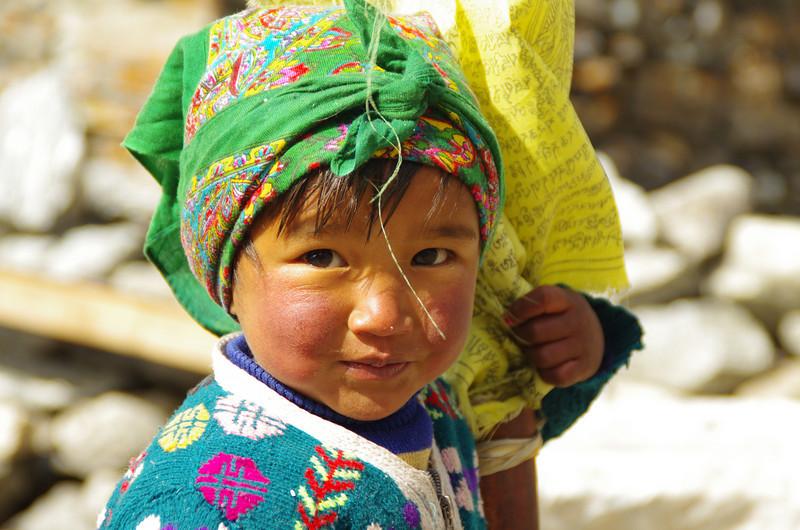 Kyanjin Gompa, Langtang Himalayas