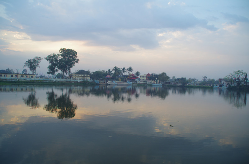Janakpur, early morning