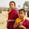Little Monks in Boudha, Kathmandu