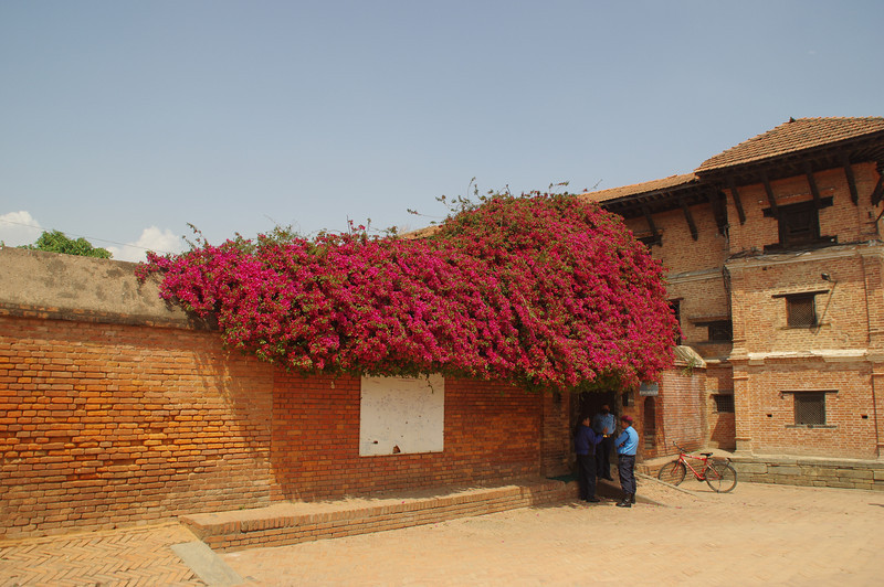 Bhaktapur - an Unesco World Heritage Site