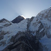 Everest view at Kalla Patthar