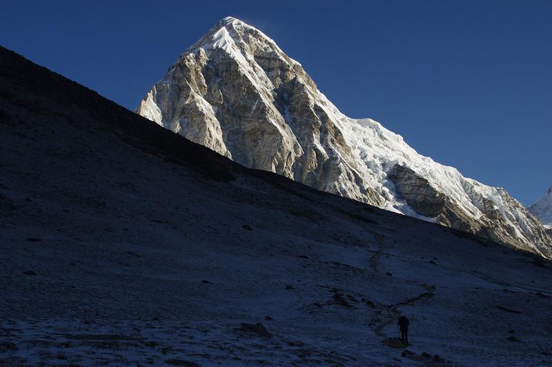 On the way to Kalla Patthar (5550 Meter)