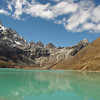 The holy lakes of Gokyo - Day 1