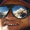 Reflections at Kallar Pattar, Solu Khumbu