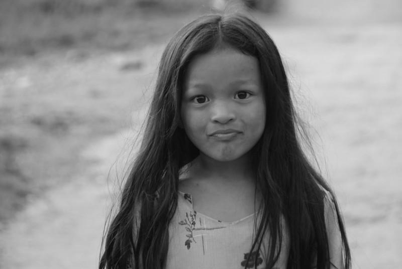 Girl in Jiri