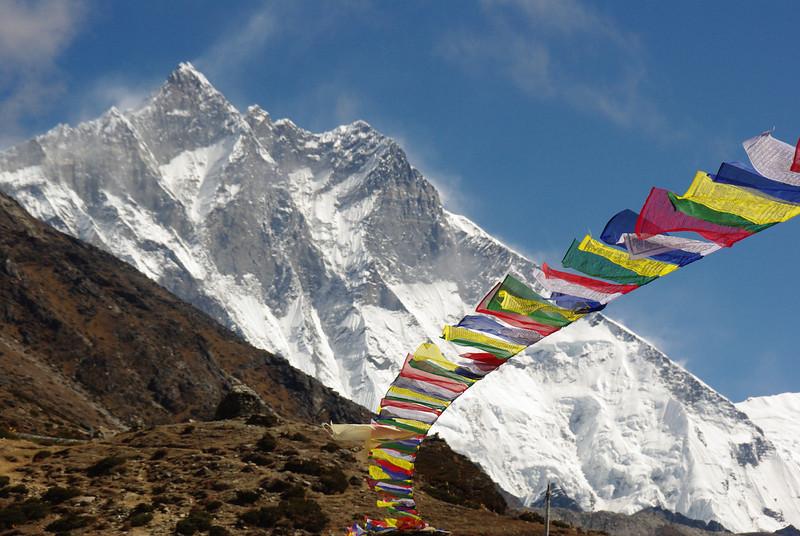 Tibetean Prayer flags