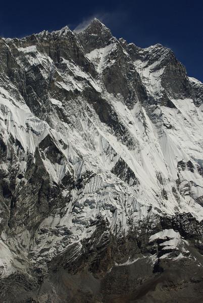 The Lhotse South Face...it's Biiiiiiig