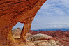 Fire Canyon Arch - Valley Of Fire - Nevada