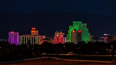 Reno City Lights