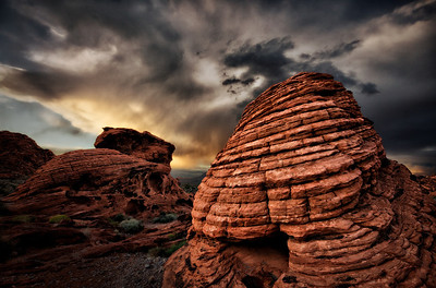 Beehives, Valley of Fire State Park, NV