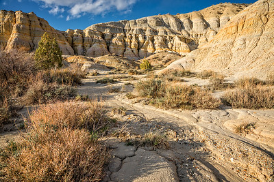 Chalk Hills, Nevada