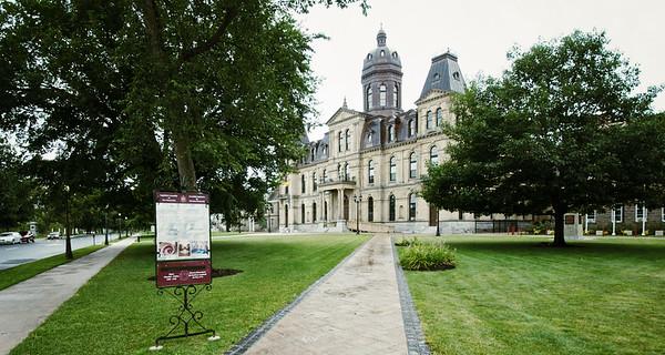 Legislative Assembly, Fredericton, NB