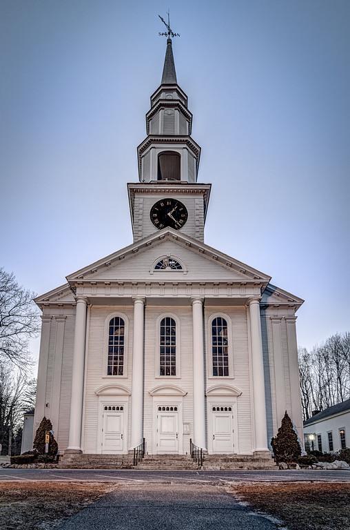 First Congregational Church, Holliston, MA