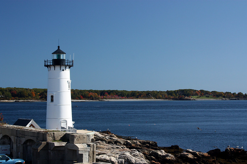 Fort Constitution Lighthouse