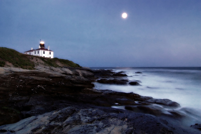 Beavertail Light House
