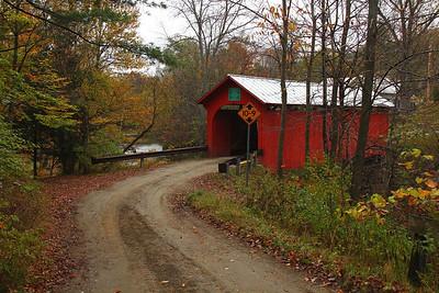 Slaughterhous Bridge, Northfield Falls, Vermont
