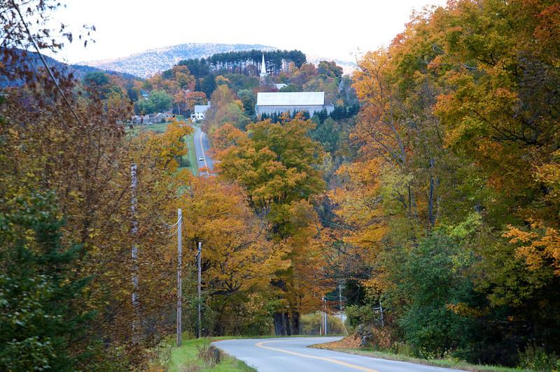 Fall Foliage, Vermont