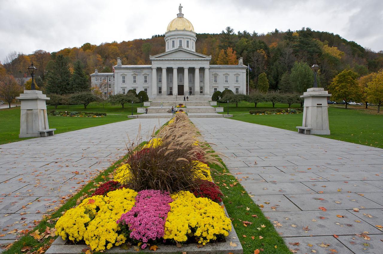 Montpelier, VT Capitol Building