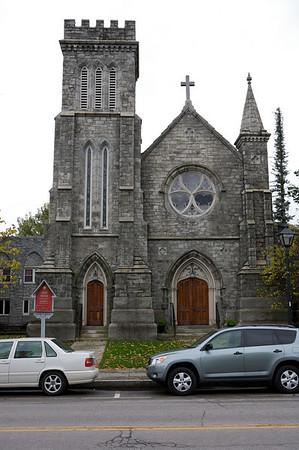 Old church in Montpelier, VT