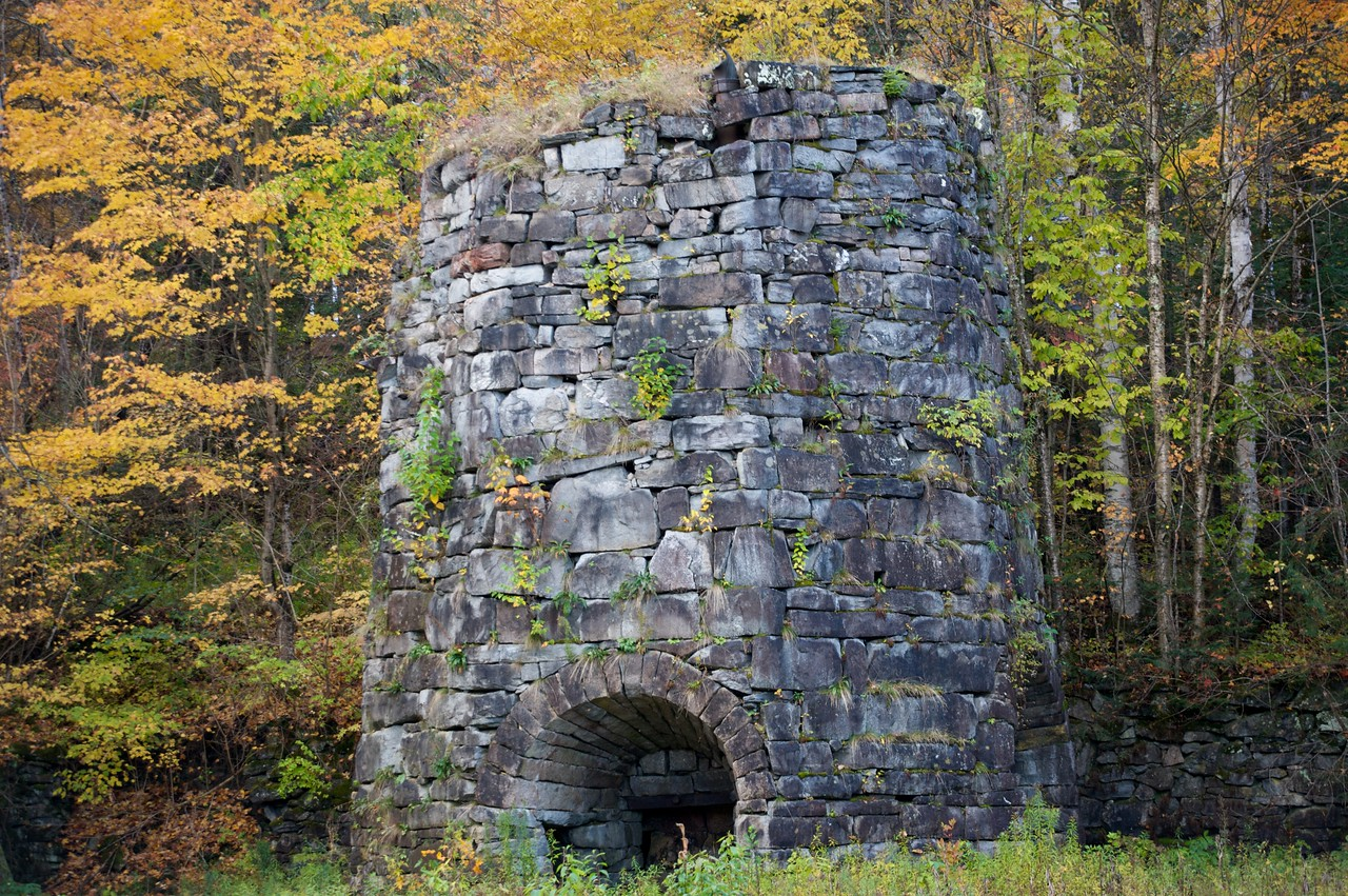 Iron Furnace, Franconia, NH