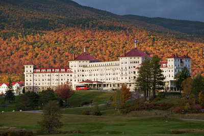 Mt Washington Hotel, NH