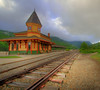 Train Station: Crawford Notch, NH. Order limited addition print of 100