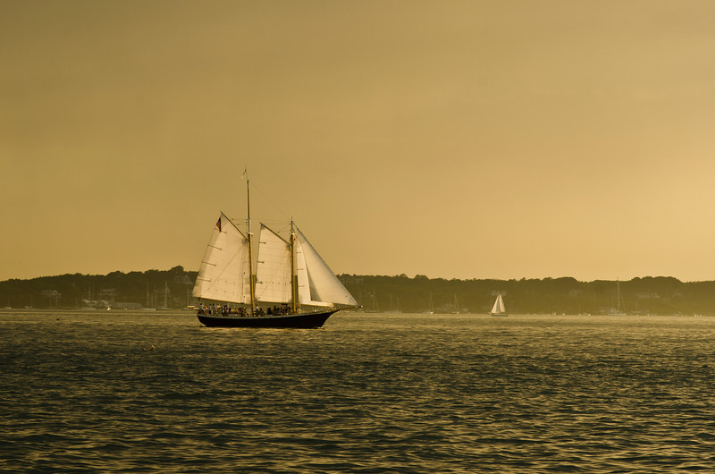Scooner Breeze: Newport, RI