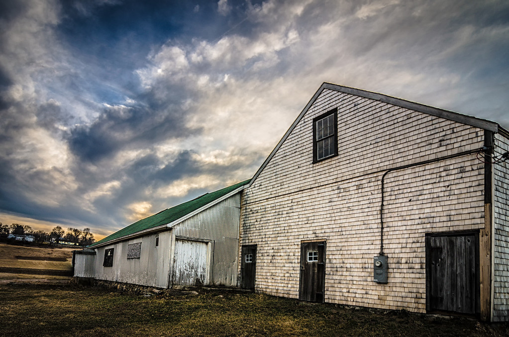 Franklin Farm Barn # 1 - Cumberland, RI