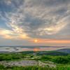 Sunrise - Cadillac Mountain - Acadia National Park - Maine - Tom Sloan