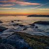 Dawn at Sachuest National Wildlife Refuge - Middletown RI - Tom Sloan