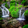 Race Brook Falls - Cascades Lower Falls