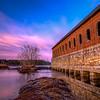 Penobscot River Sunrise 2 - Bangor ME - Tom Sloan