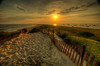 Sunset Path: Watch Hill, RI. Order limited addition print of 100.