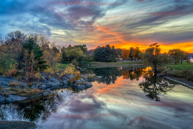 Westborough Sunset