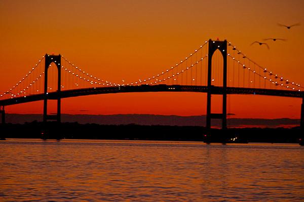 Homeward Journey. Newport, RI<br /> Angela Litterio