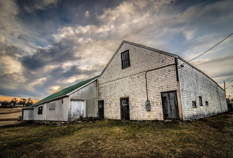 Franklin Farm Barn #2 - Cumberland, RI